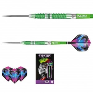 Red Dragon Peter Wright mamba 2